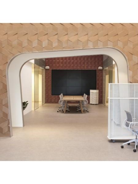 Panou Decorativ 3D Orac Decor W101 Trapezium