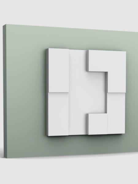 Panou Decorativ 3D Orac Decor W103 CUBI