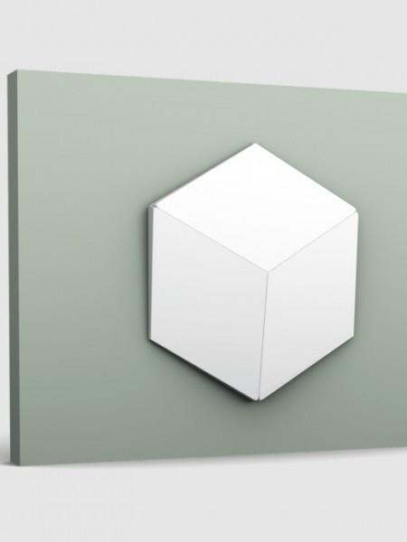 Panou Decorativ 3D Orac Decor W105 Rombus