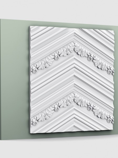 Panou Decorativ Chevron 3D Orac Decor W130