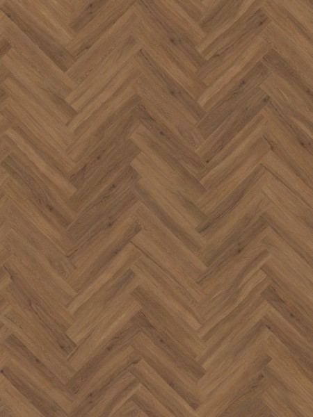SPC Herringbone Redwood