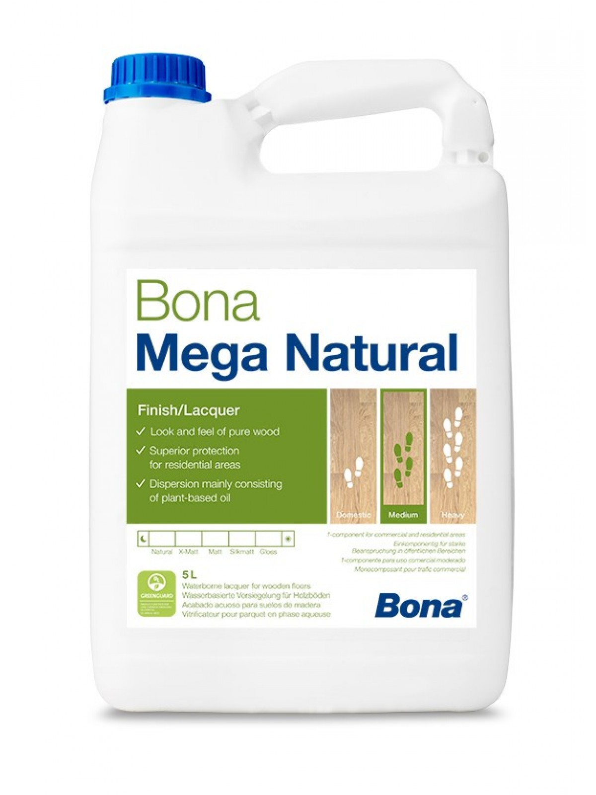 Lac Bona Mega Natural 5l