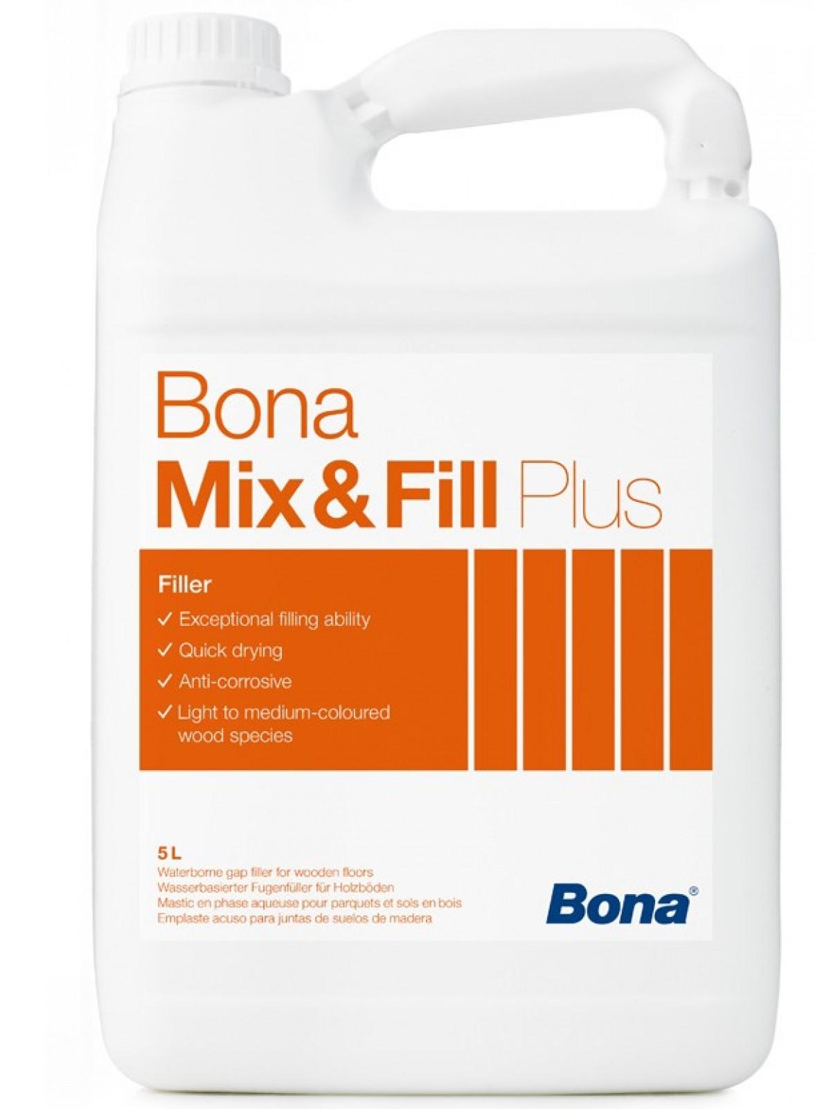 Chit pentru rosturi Bona Mix&Fill Plus 5l