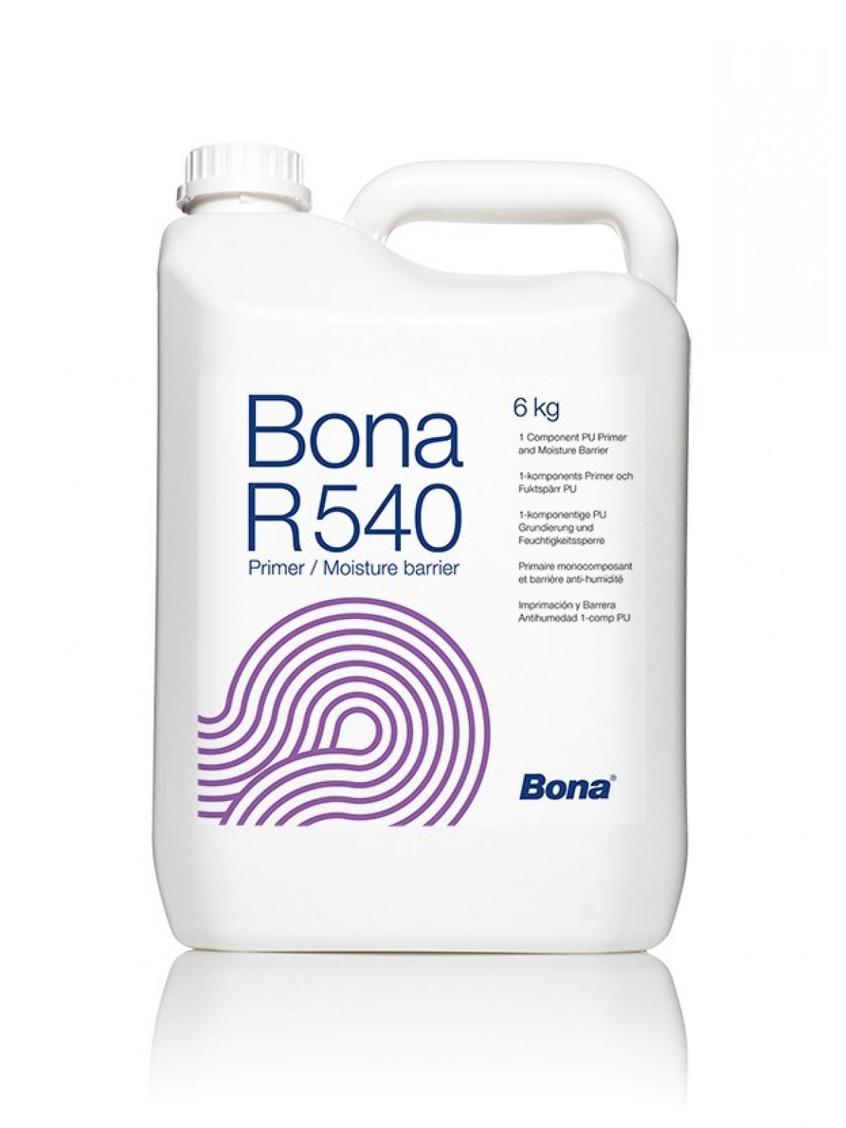Amorsa poliuretanica Bona R540 6kg