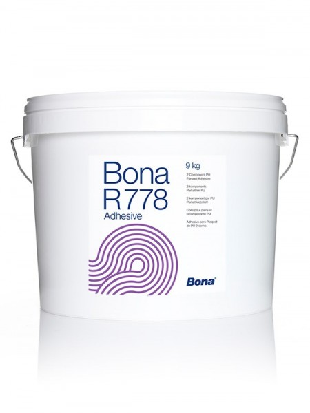 Adeziv poliuretanic Bicomponent Bona R778 10kg