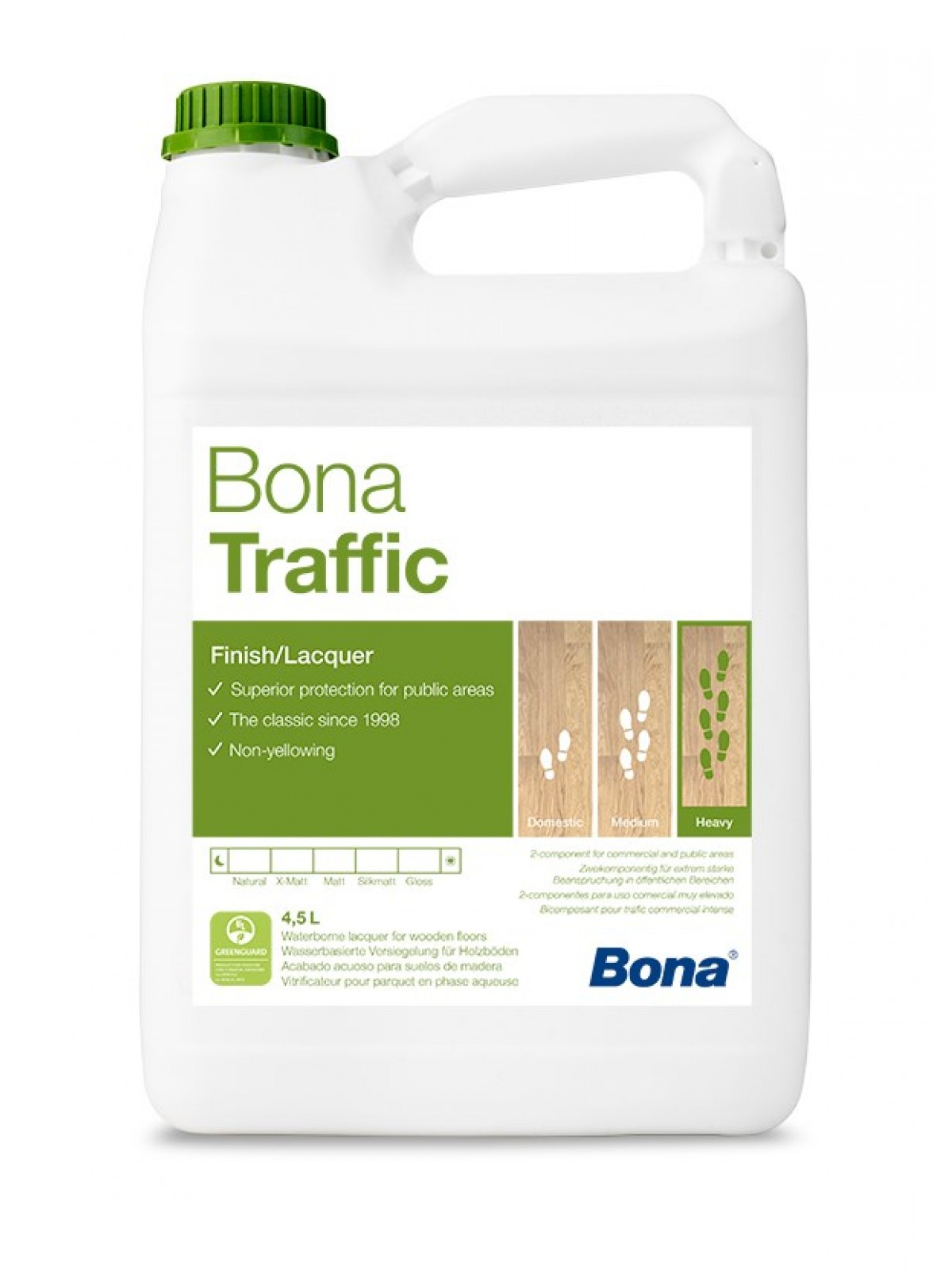 Lac Bona Traffic 4.95l