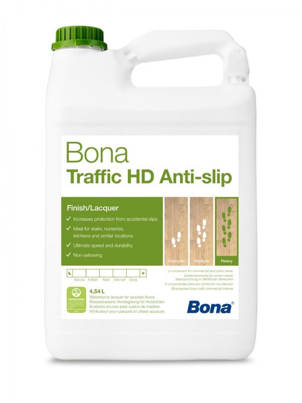 Lac Bona Traffic HD Antislip 4.95l