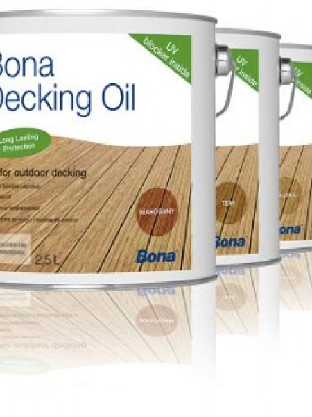 Ulei pentru exterior Decking Oil 2.5l