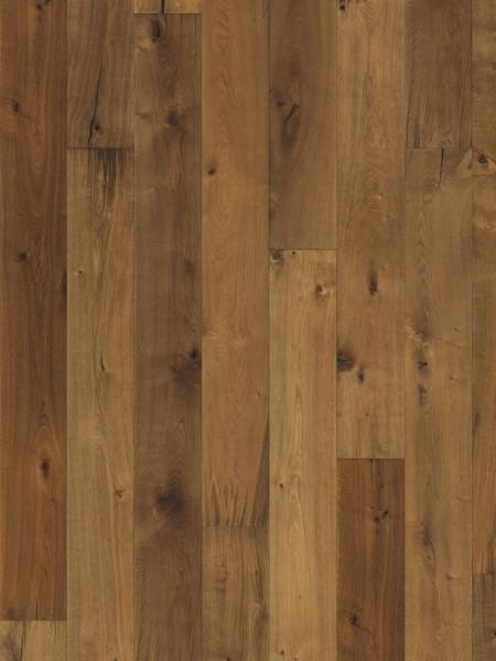Parchet triplustratificat Stejar Bronzo
