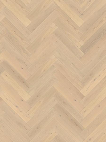 Parchet dublustratificat Herringbone Stejar Albit CC