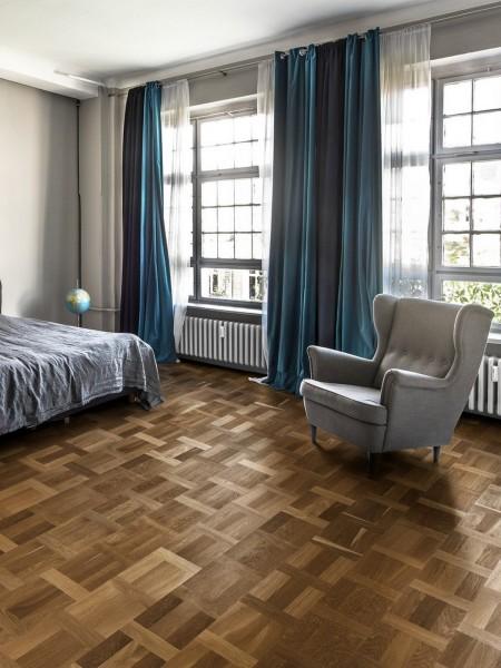 Parchet triplustratificat Stejar Palazzo Fumo