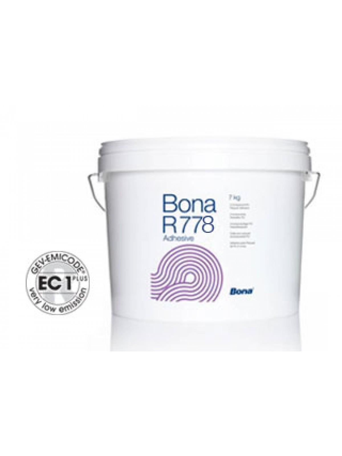 Adeziv poliuretanic Bicomponent Bona R778
